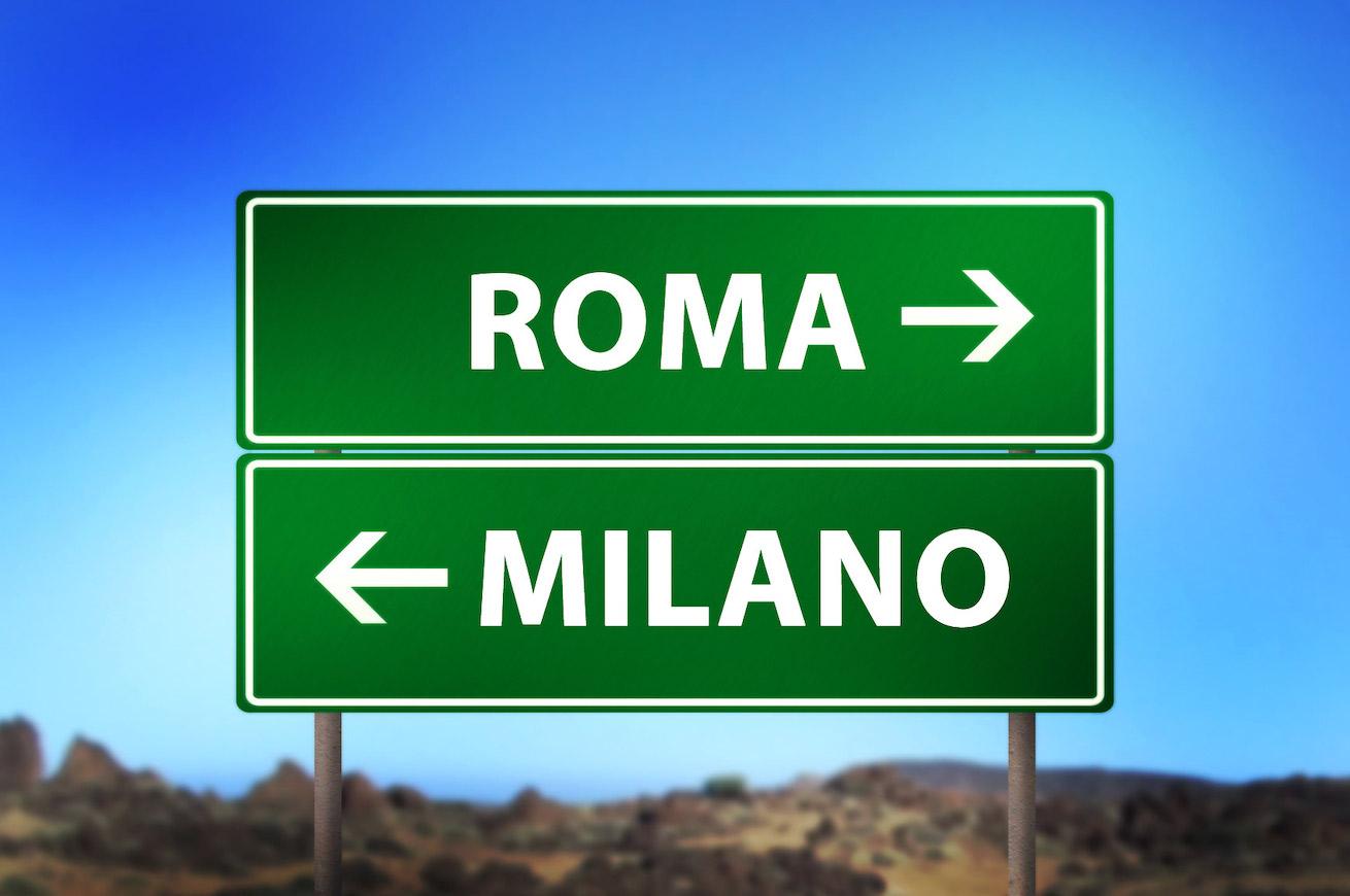 Trasloco Roma Milano